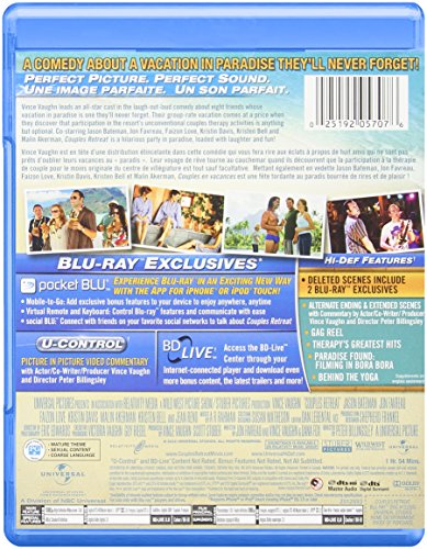 025192057076 - Couples Retreat [Blu-ray] carousel main 1