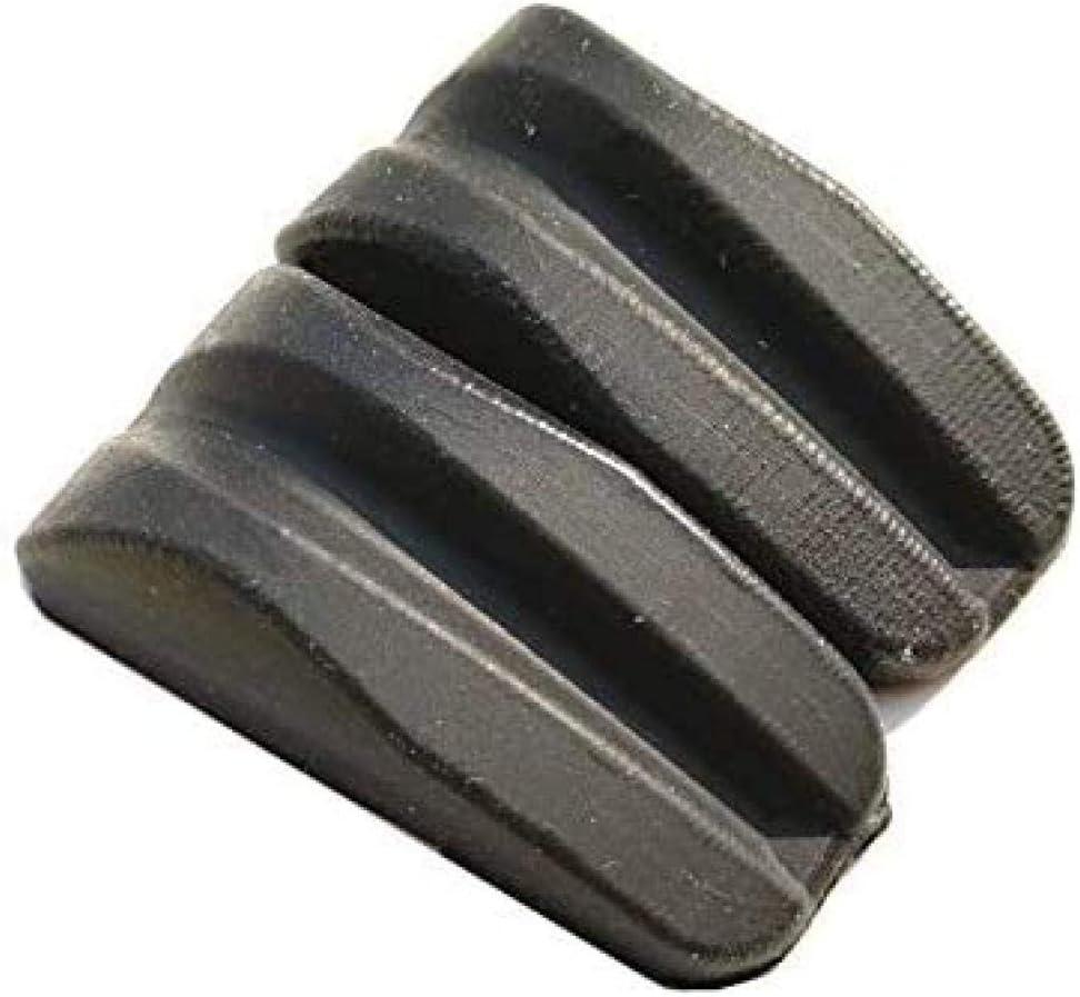 ZZUUS 2 uds estabilizador de Arco recurvo Caza Tiro con Arco Amortiguador de extremidad de Arco recurvo Reduce la vibraci/ón con Alta Resistencia al Desgaste