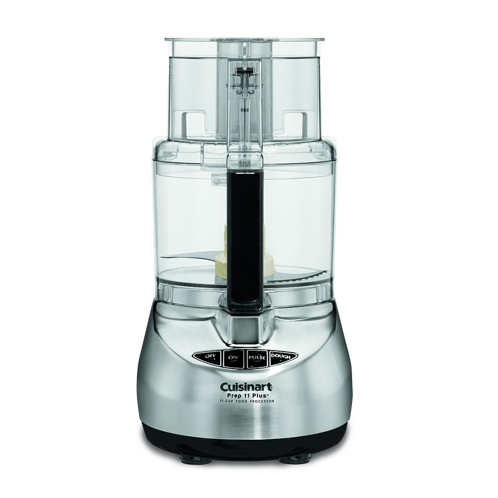 Cuisinart DLC-2011CHBY Prep 11 Plus 11-Cup Food Processor, Brushed Stainless by Cuisinart