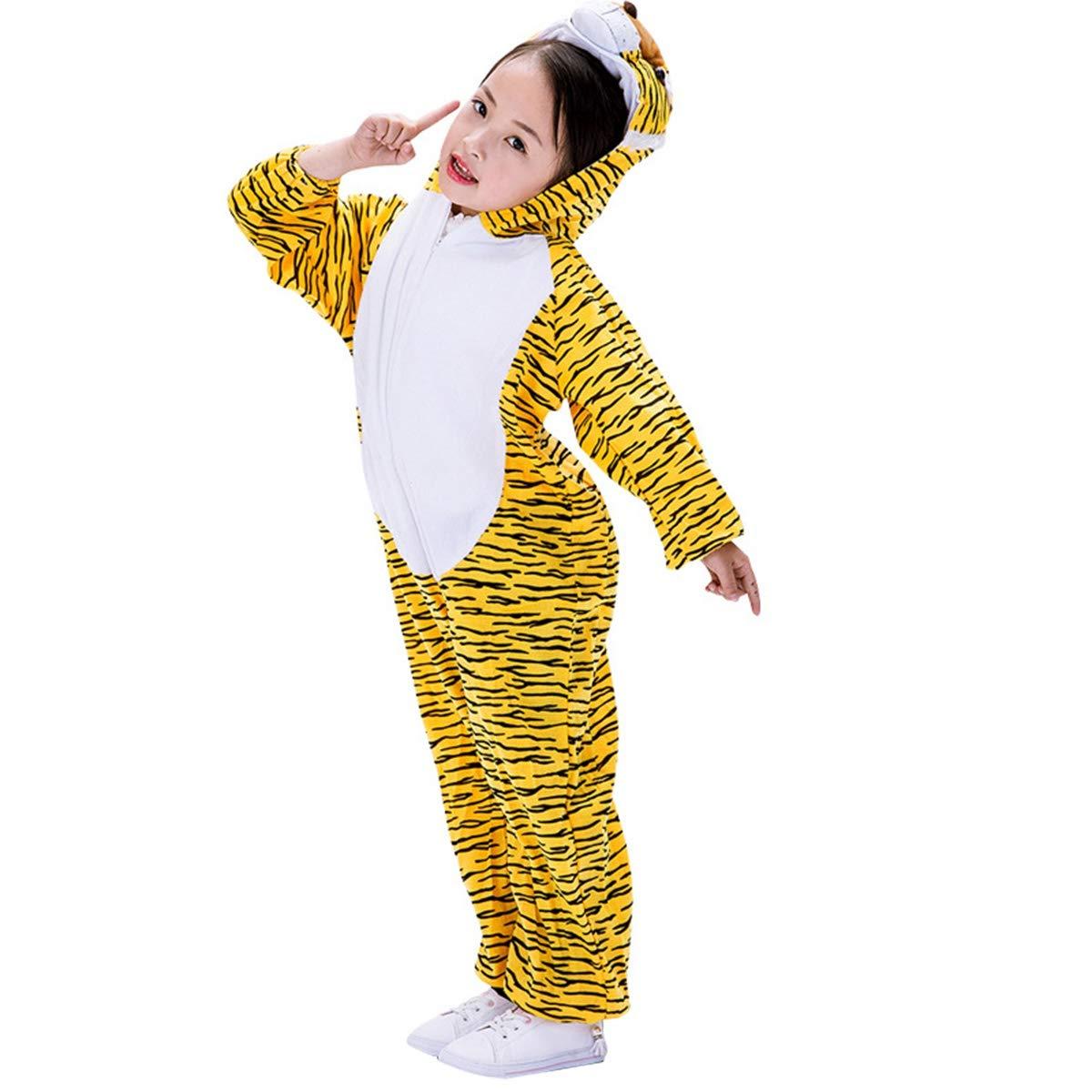 Amosfun Disfraz de Tigre de fantasía Disfraz Disfraz Juego de ...