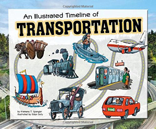 An Illustrated Timeline of Transportation (Visual Timelines in History)