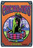 Chemdawg was created by the well known Justin Hampton, who has been creating high-impact imagery since his arrival on the art scene in 1990! He got his start in Seattle working for famed graphic designers Art Chantry and Jeff Kleinsmith at The Rocket...
