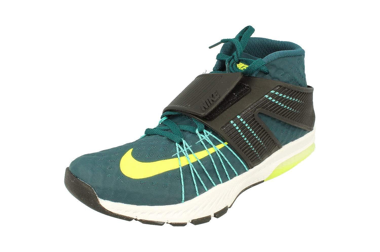 Turquesa (Midnight Turq   Volt-noir-hyper Jade) 42 EU Nike Zoom Train Toranada, Chaussures de randonnée Homme