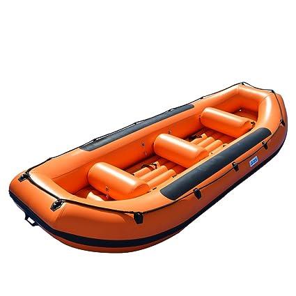 Amazon.com: Lancha inflable para utilizar en ríos, de ...