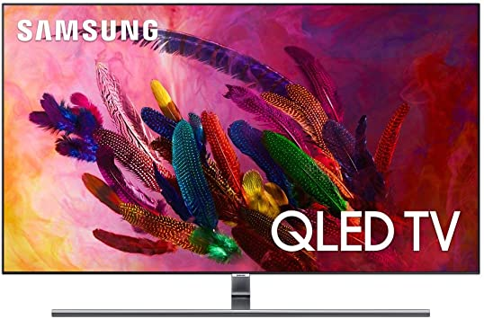 Samsung QLED TV 75 pulgadas Q7FN Serie 7, Televisor Smart 4K UHD, HDR, WiFi, QE75Q7FNATXZT (2018) (Reacondicionado): Amazon.es: Electrónica