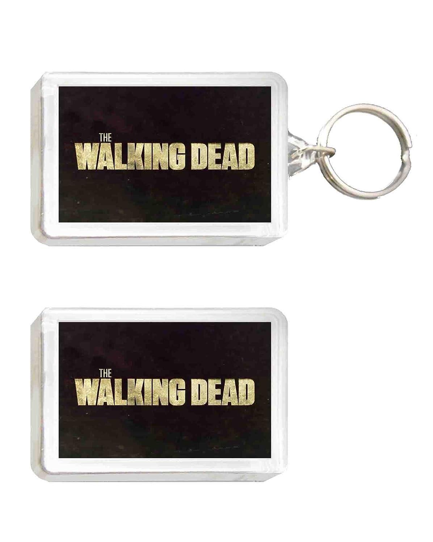 Llavero y Imán The Walking Dead 2: Amazon.es: Juguetes y juegos