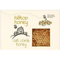 Hilltop Honey Raw Cut Comb Slab 400 g