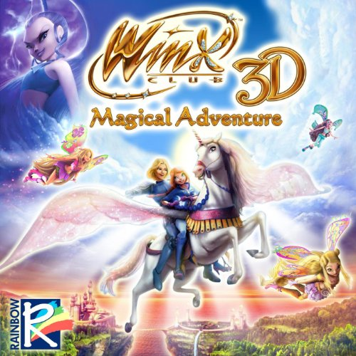 Winx Club 3d Magical Adventure Original Motion Picture