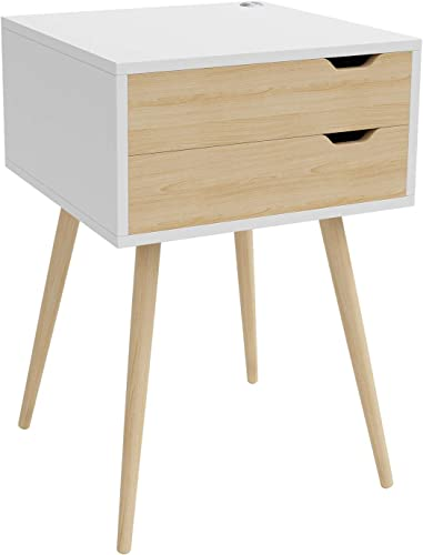 Jamesdar Blythe 2-Drawer Side Table