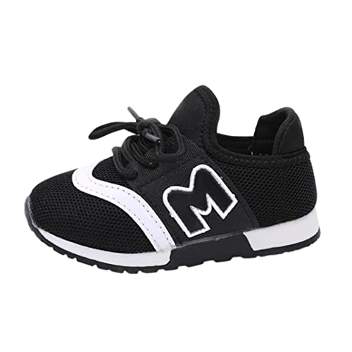 K-youth® Zapatillas Niño Zapatillas Para Bebés Zapatos de Bebé Malla Zapatillas de Deporte Transpirables Antideslizante Zapatos Bebe Niño: Amazon.es: ...