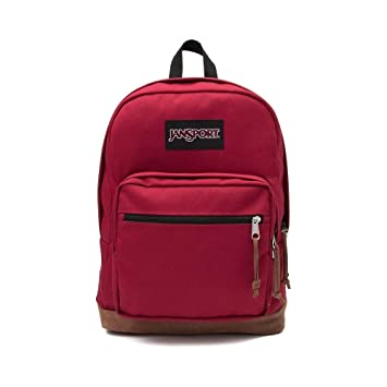 Amazon.com: JanSport Superbreak Backpack (Rumba Red 17531): Sports ...