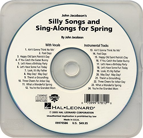 Classroom Favorites Collection - Silly Songs & Sing-Alongs for Spring - New Lyrics to Old Favorites