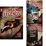 Urban Legends – Complete Series – Seasons 1 through 4 (8 DVD Set - 22 Hours) - Amazon.com Exclusive