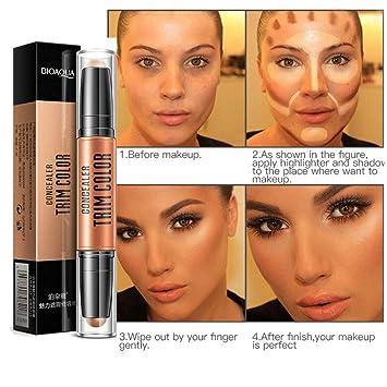 Amazon com : Concealer Makeup Stick Bronzer Highlighter Pen