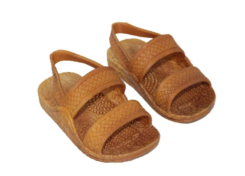 Womens Toddlers Kids J-Slips Hawaiian Jesus Sandals in 4 Cool Colors /& 20 US Sizes Big Mens