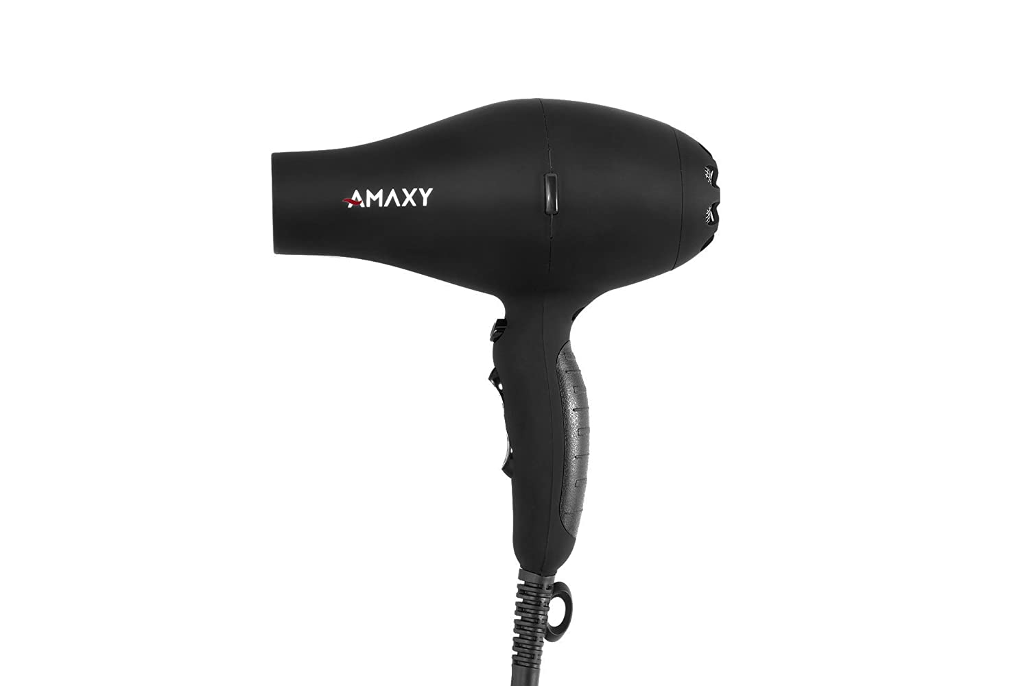 1st Generation Real Infrared Light Professional Hair Dryer With Patented Honeycomb Ceramic Therapy – Prevent Hair Loss Overheating – Heal Damaged Hair – Frizz Free – More Shine – Volume – Smoother