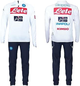 Kappa - Ropa de abrigo - Aldebuo Napoli - White-Blue Marine - L ...