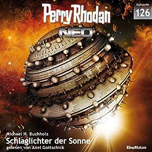 Schlaglichter der Sonne (Perry Rhodan NEO 126) Hörbuch