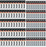 COMBO 50x AA + 50x AAA Energizer Max Alkaline E91/E92 Batteries Made in USA Exp. 2023 or later ((Bulk Packaging)