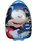 SF- World New Egg Shaped Disney Charactor Hard Shell Kids Trolley Case Luggage Suitcase (Mickey Mouse)