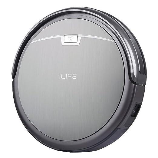 ILIFE A4 Robot Aspirador y Limpieza de Suelos,Slim, Gris Titanio ...
