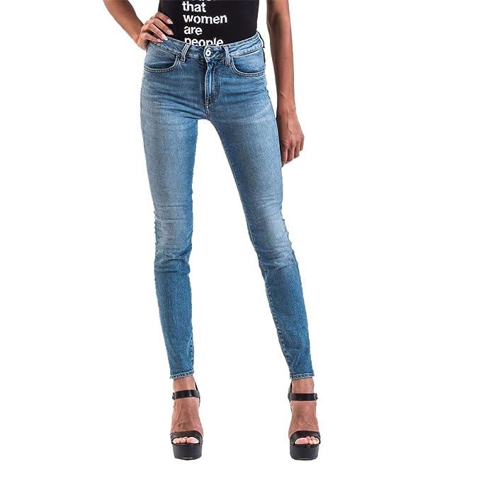 MeltinPot - Jeans MIREA D0133-UK471 para Mujer, Estilo ...