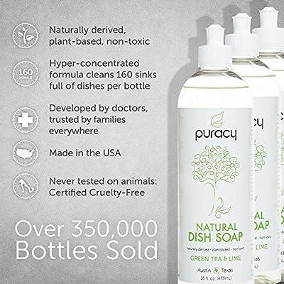 Puracy Natural Dish Soap by Puracy