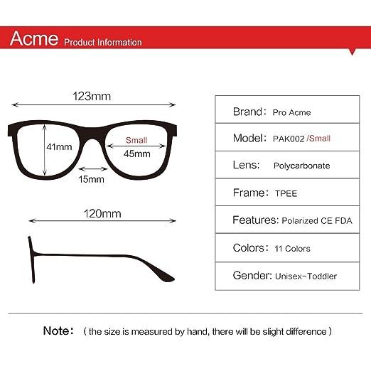Amazon.com: Pro Acme TPEE - Gafas de sol polarizadas para ...