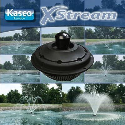 Kasco Marine 2400SF050 - xStream Decorative Fountain, 1/2HP, 120 Volts, 50' Cord