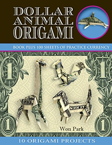 Dollar Animal Origami (Origami Books)
