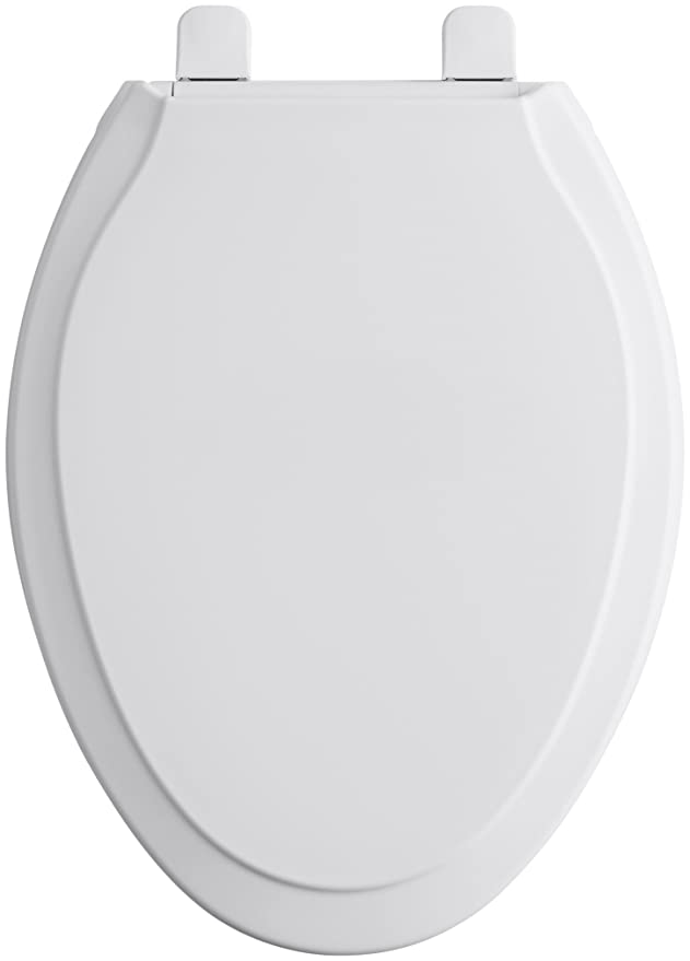 Pleasing Kohler K 4734 96 Rutledge Quiet Close With Grip Tight Bumpers Elongated Toilet Seat Biscuit Pabps2019 Chair Design Images Pabps2019Com