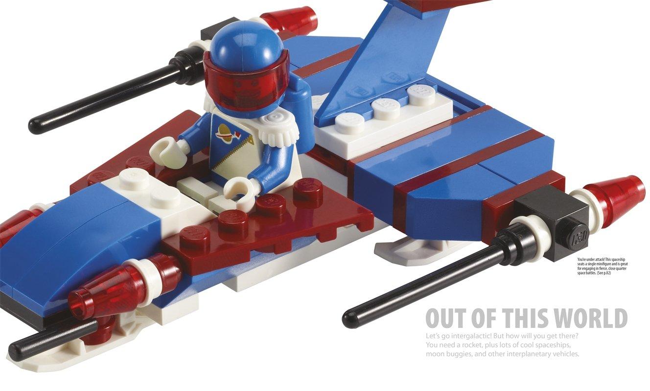 The Lego Ideas Book Unlock Your Imagination Lipkowitz Daniel 0690472086062 Amazon Com Books