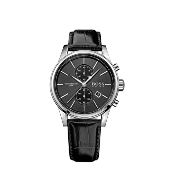 Hugo Boss Men'S Boss Black Chronograph Watch 1513279 Advantages