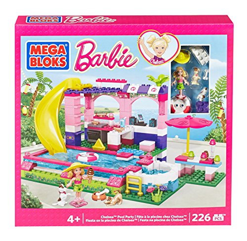 Mega Bloks Pool Party