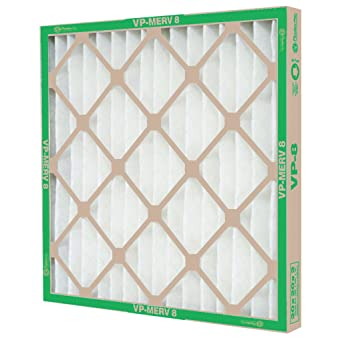 05c185b7551 FLANDERS 80285.041224 VP MERV 8 HIGH-CAPACITY EXTENDED SURFACE PLEATED AIR  FILTER