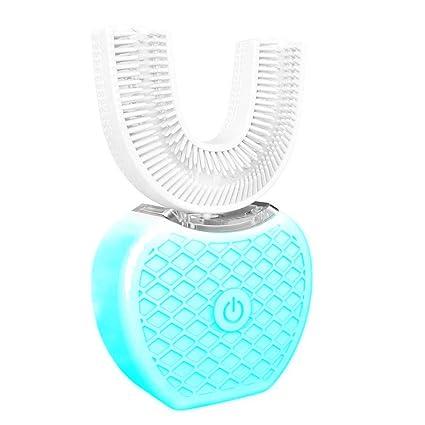 V de White 360 Cepillo de dientes eléctrico Lavado & Whitening la primera Manos Libres Cepillo