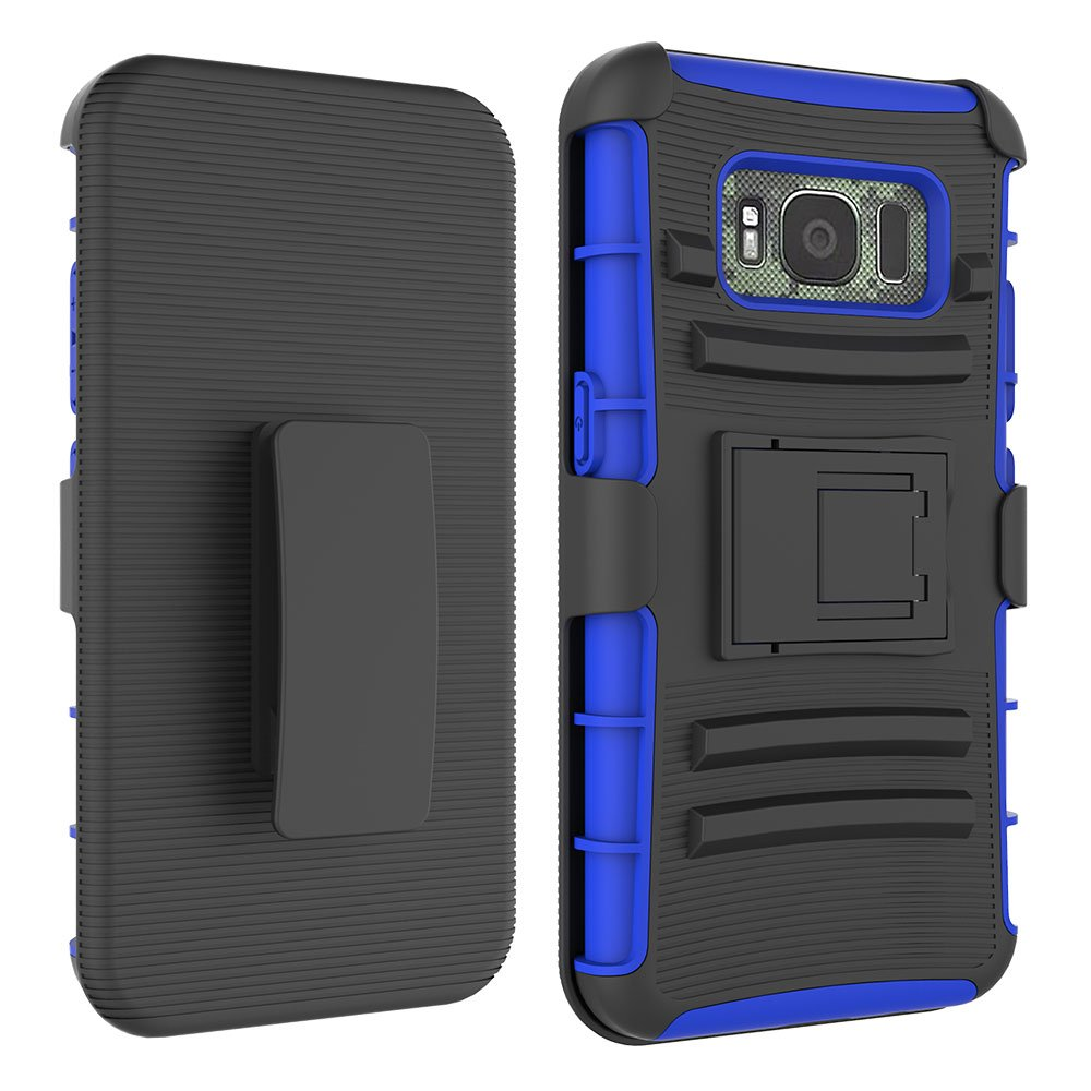 new style 5d18e b5ec8 Amazon.com: Samsung Galaxy S8 Active Battery Case, Fusutonus ...