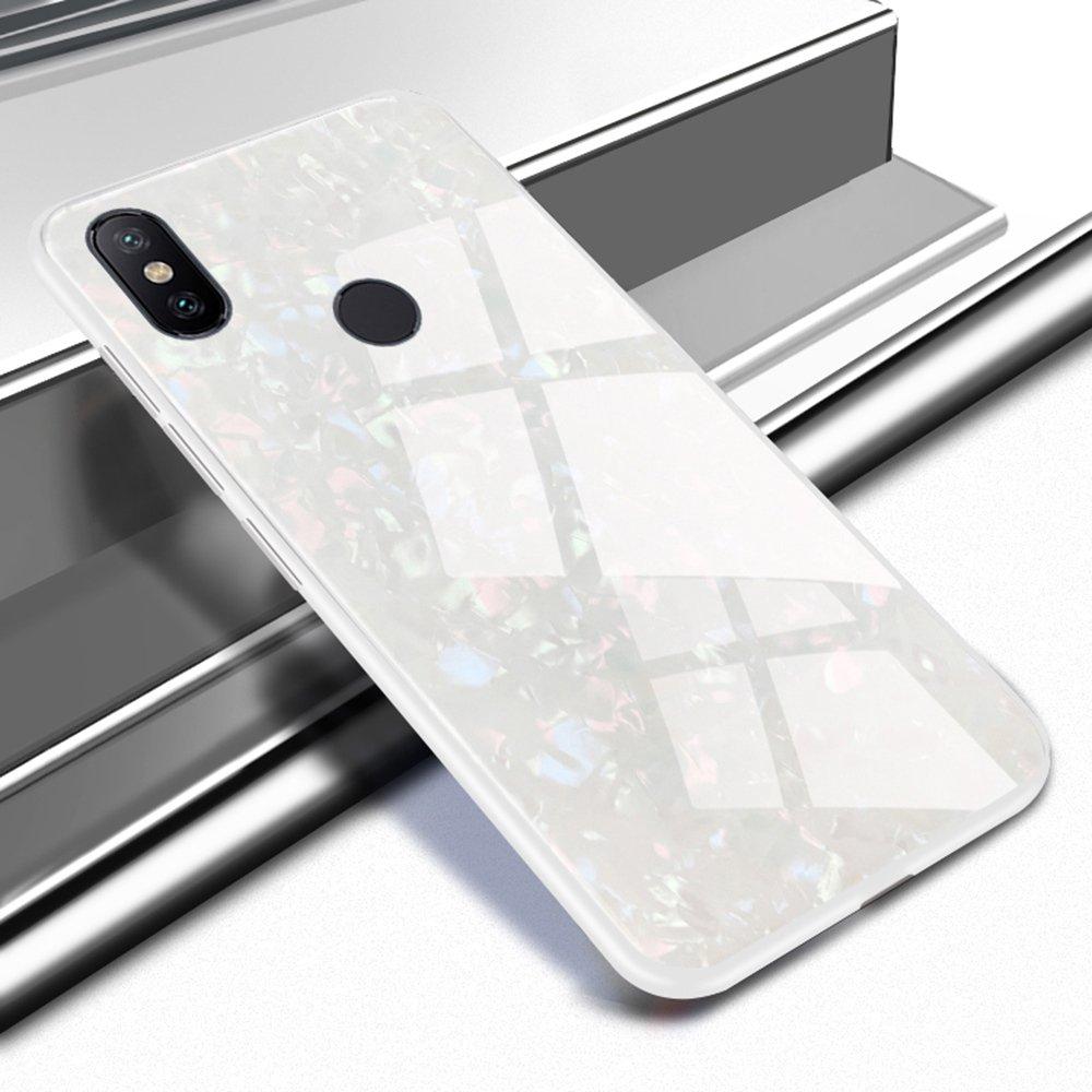 Amazon.com: SHUNDA - Carcasa para Xiaomi Mi A2 (ultrafina ...