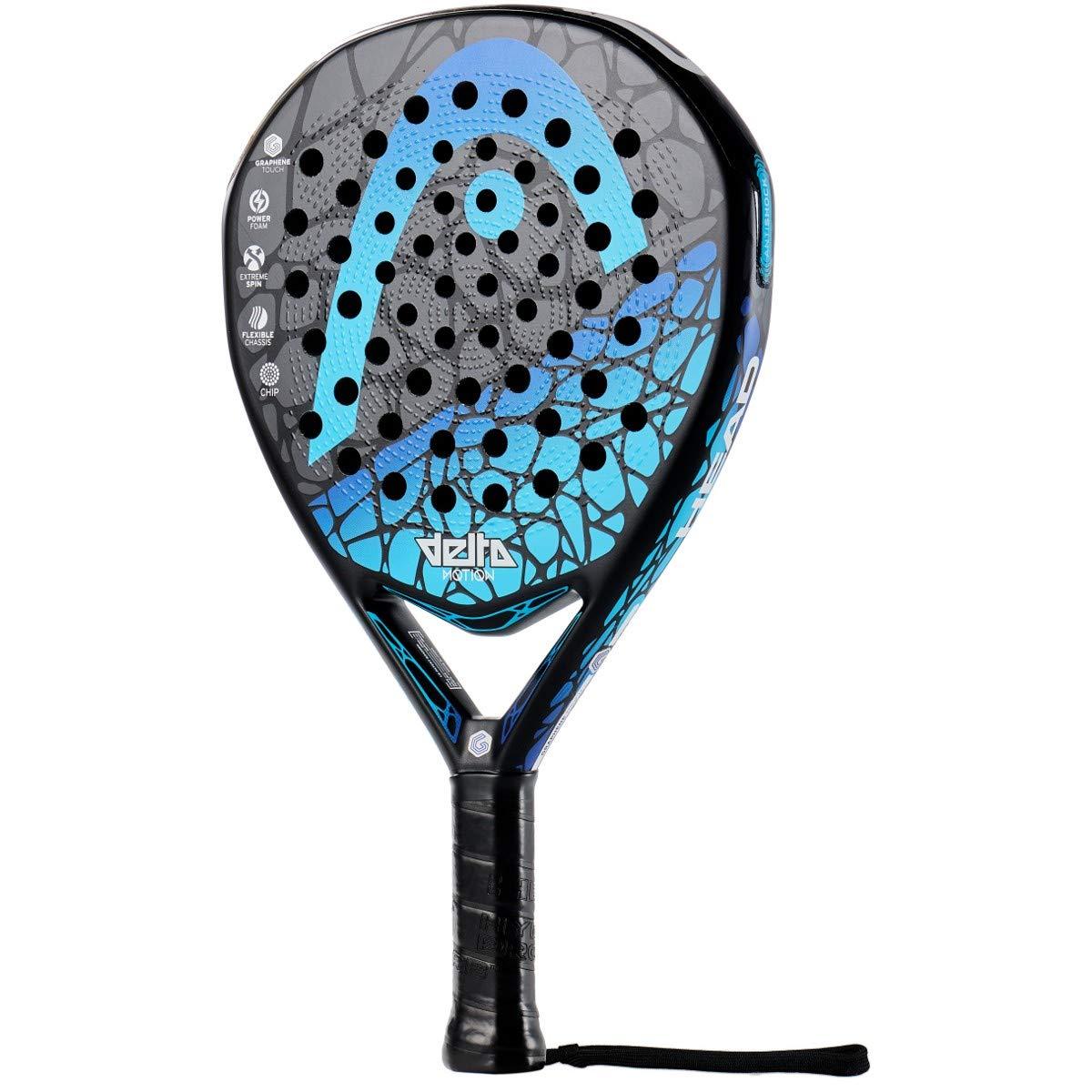 Head Pala Padel Graphene Touch Delta Motion Blue 2019: Amazon.es: Deportes y aire libre