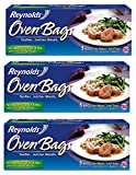 Reynold Oven Bags, for Meats up to 8 Lbs. 5