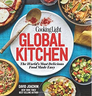 Around the world in 450 recipes sarah ainley 9781844775279 cooking light global kitchen the worlds most delicious food made easy forumfinder Image collections