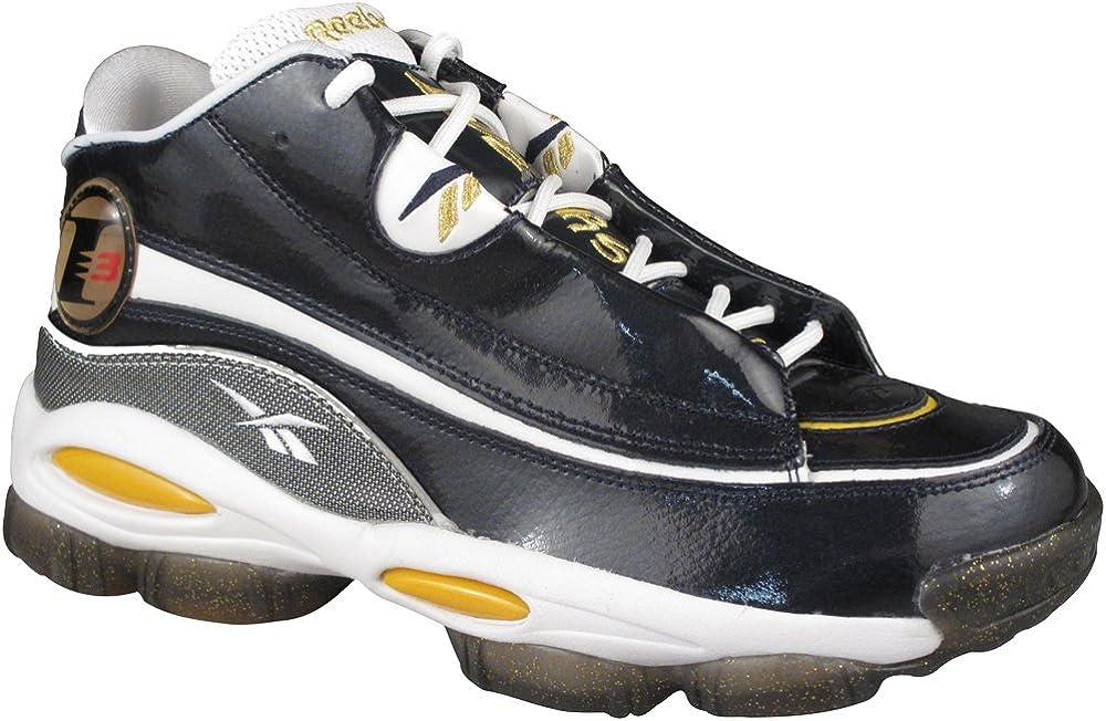 Allen Iverson Midtop靴、サイズ