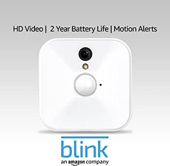 Blink Indoor Home Security 720p Wi-Fi Add-On Camera