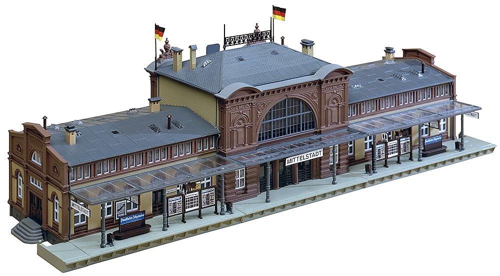 """FALLER 110115 - Bahnhof """"Mittelstadt"""