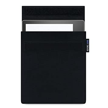 Adore June Classic - Fundas para Libros electrónicos (Funda de protección, Negro, Amazon, 17,8 cm (7