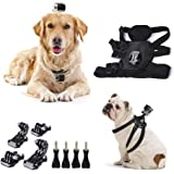 Cammate Dog Harness Chest Strap Belt Mount for GoPro Session 5/GoPro Hero 5/4/3/2/HD/SJ4000/SJ5000/SJ6000 Xiaomi Yi Action Camera