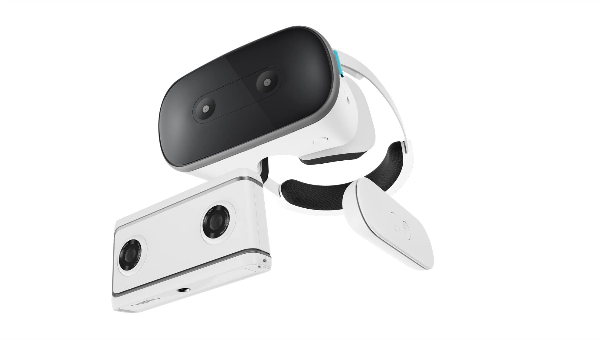 e1be9959f9c Amazon.com  Lenovo Mirage Solo VR Headset and VR-Ready Photo and ...