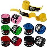 Best Hand Wraps - VERUS Boxing Training Inner MMA Hand Wraps 180