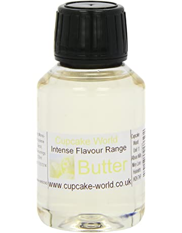 Cupcake World Aromas Alimentarios Intenso Mantequilla - 100 ml