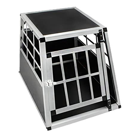 UISEBRT Hundebox Hundetransportbox Jaula Perro Reisebox ...